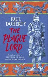 The Plague Lord by Paul Doherty image