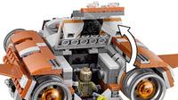 LEGO Star Wars: Jakku Quadjumper (75178) image