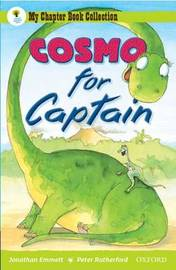 Oxford Reading Tree: All Stars: Pack 1: Cosmo for Captain by Jonathan Emmett image