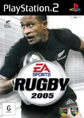 Rugby 2005 for PlayStation 2