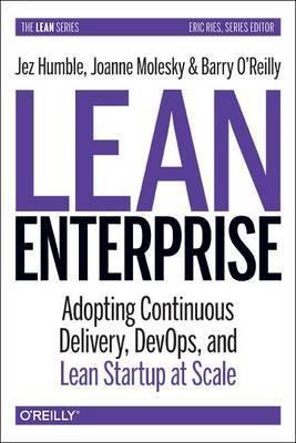 Lean Enterprise by Jez Humble image