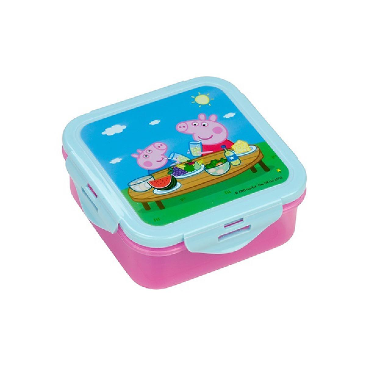 Peppa Pig Lunch box image