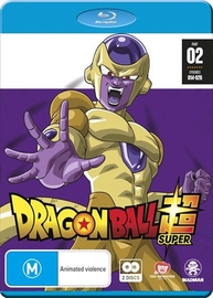 Dragon Ball Super - Part 2 (Eps 14 - 26) on Blu-ray