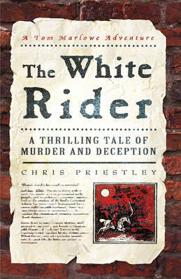 WHITE RIDER THE by Chris Priestly image