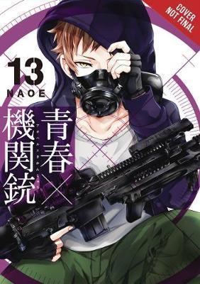 Aoharu X Machinegun, Vol. 13 by Naoe