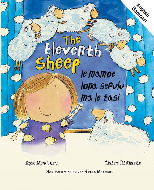 The Eleventh Sheep (English/Te Reo Maori)
