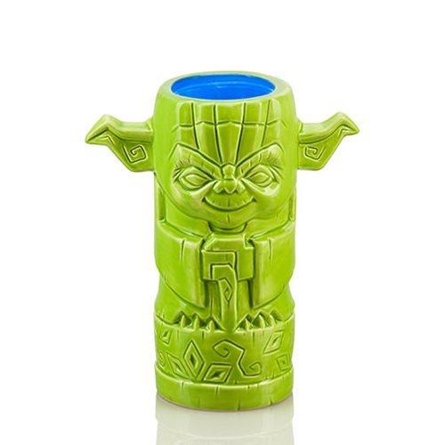Star Wars Series: 1 Yoda 14 oz. Geeki Tikis Mug image