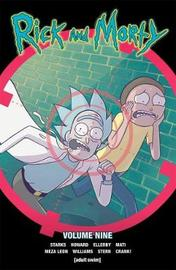 Rick and Morty Volume 9 by Kyle Starks