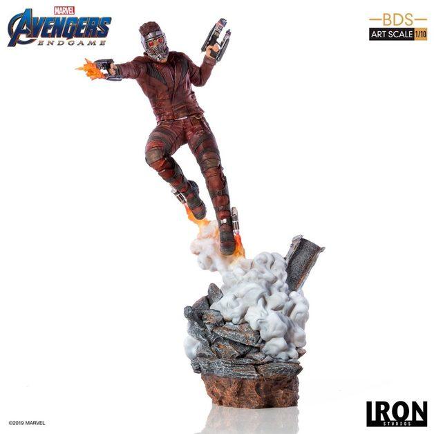 Avengers: Endgame - 1/10 Star-Lord - Battle Diorama Statue