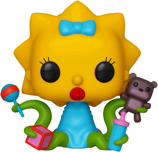 The Simpsons - Maggie (As Alien) Pop! Vinyl Figure