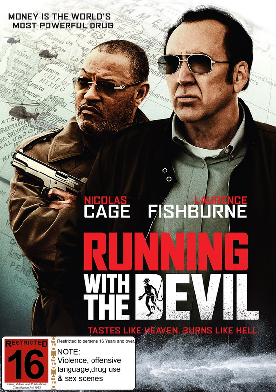 Running With The Devil on DVD