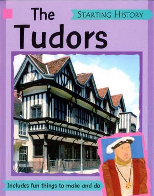 The Tudors by Sally Hewitt image