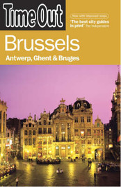 Brussels by Time Out Guides Ltd image