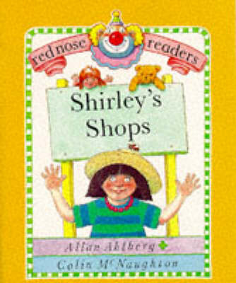 Shirley's Shops by Allan Ahlberg image