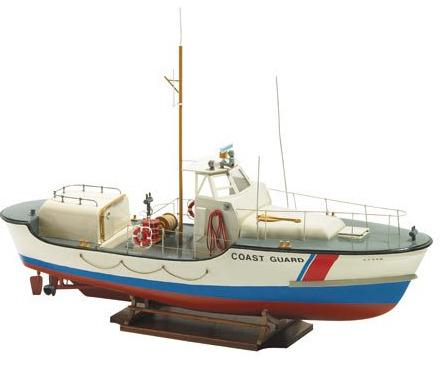 Billing Boats 1:40 US Coast Guard Kit Set image