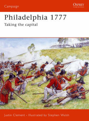 Philadelphia 1777 by Justin Clement