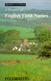 A History of English Field Names by J Field image