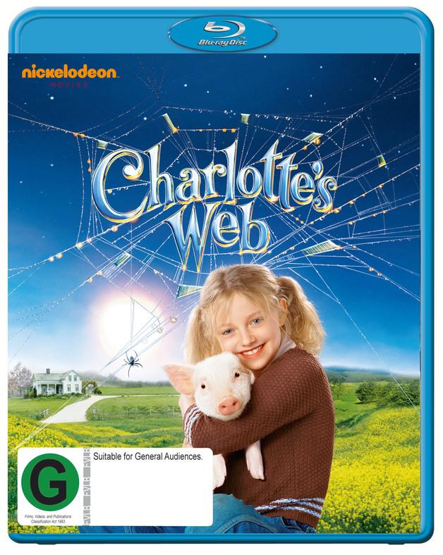 Charlotte's Web on Blu-ray