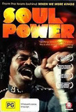 Soul Power on DVD