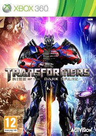 Transformers: Rise of the Dark Spark for X360