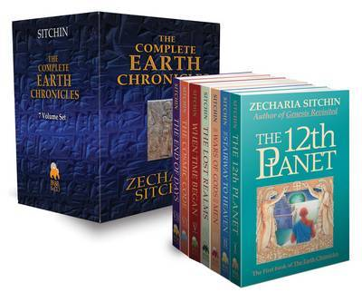 The Complete Earth Chronicles by Zecharia Sitchin