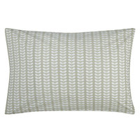 Orla Kiely Tiny Stem Pillowcase Set of 2 - Grey