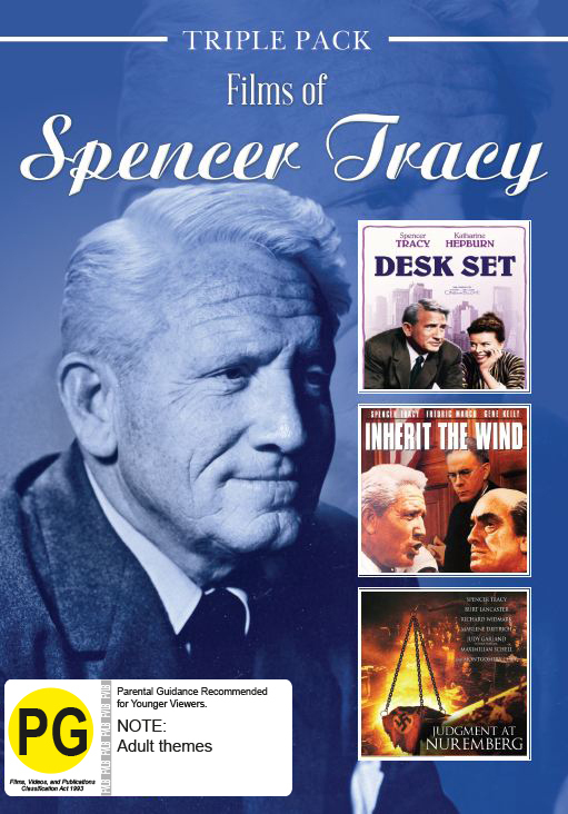 Spencer Tracy - Triple Pack on DVD image