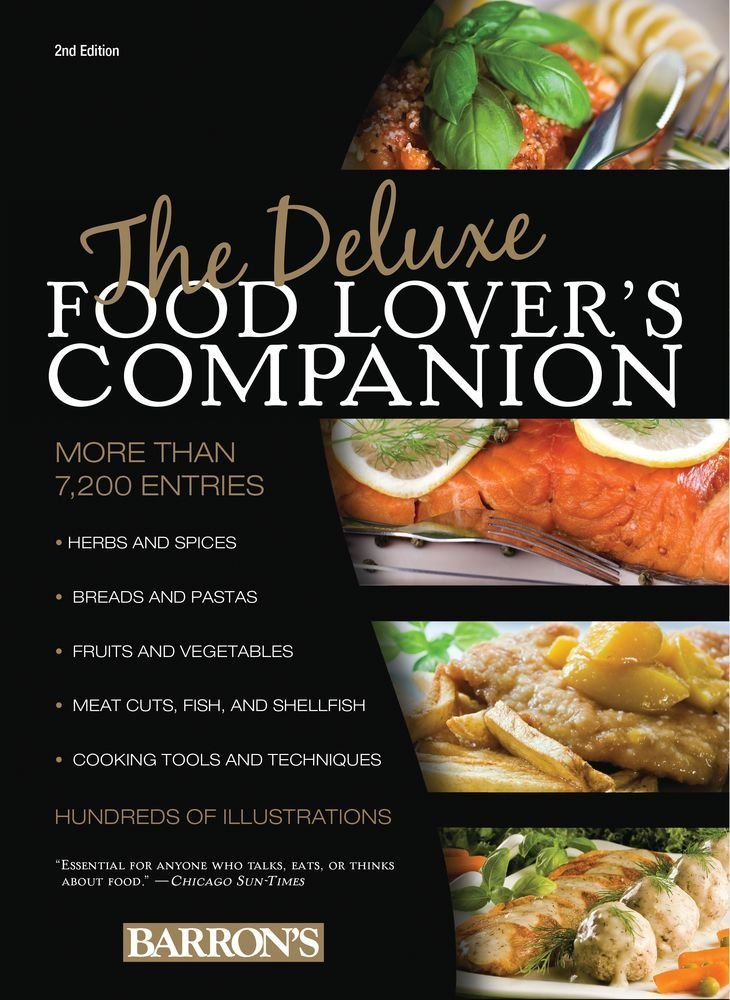 The Deluxe Food Lover's Companion by Ron Herbst image