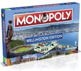 Monopoly: Wellington Edition