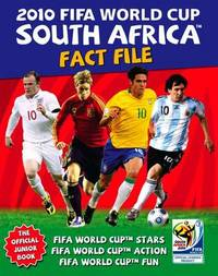 2010 FIFA World Cup South Africa Fact File by Gavin Newsham image
