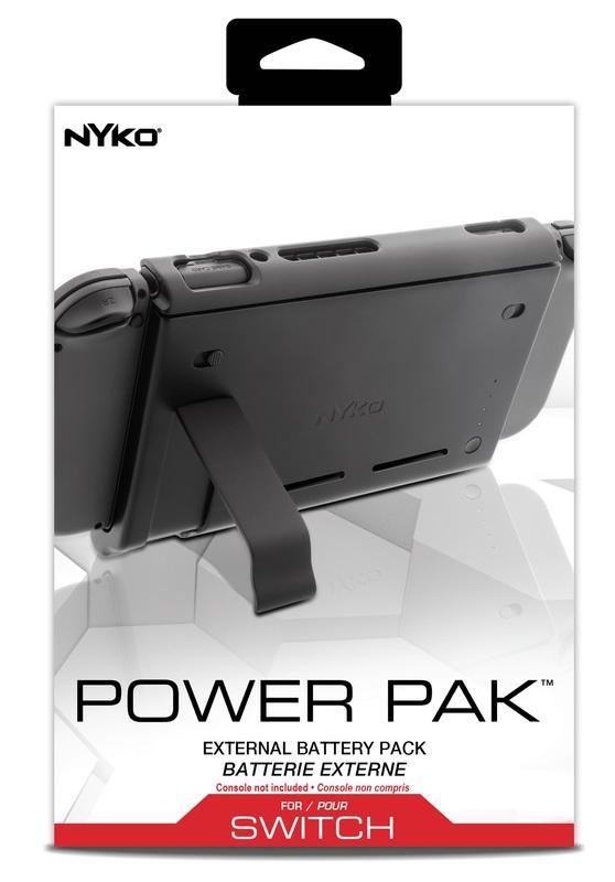 Nyko Switch Power Pak for Nintendo Switch