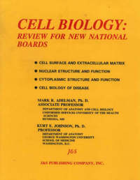 Cell Biology by Mark R. Adelman image