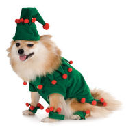 Rubie's: Xmas Elf - Pet Costume (X-Large)