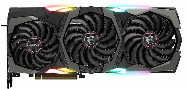 MSI RTX 2080 Ti Gaming X Trio 11GB Graphics Card