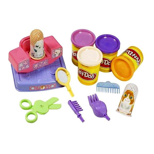 Playdoh Littlest Pet Shop Playset image