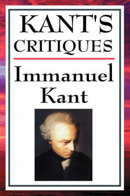 Kant's Critiques by Immanuel Kant image