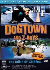 Dogtown And Z-boys on DVD