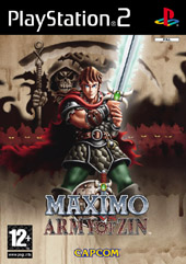 Maximo vs Army of Zin for PS2