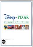 Disney Pixar - 13 Movie Collection Box Set