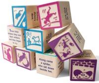 Uncle Goose - Nursery Rhyme 9 Block Set