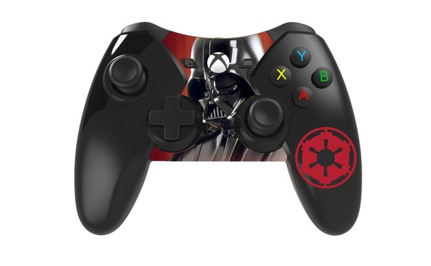 Xbox One Official Licensed Controller - Star Wars Darth Vader for Xbox One