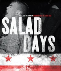 Salad Days: A Decade of Punk in Washington, DC (1980-90) on DVD