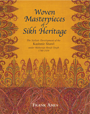 Woven Masterpieces of Sikh Heritage by Frank Ames