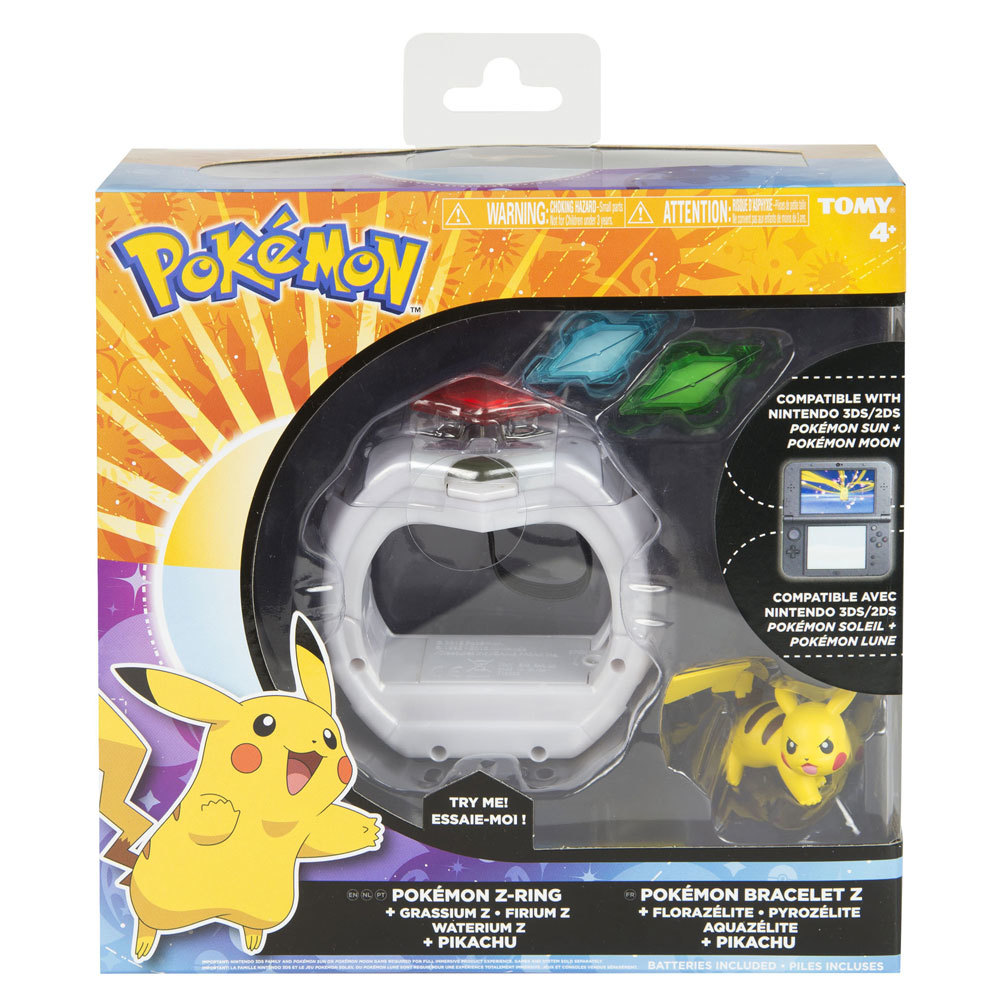 Pokemon: Z-Ring Playset image
