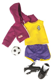 Our Generation: Regular Outfit - Team Player Soccer