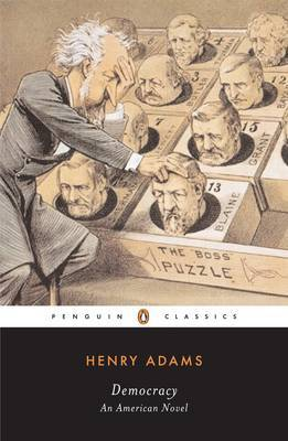 Democracy: An American Novel by Henry Adams image