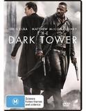The Dark Tower on DVD