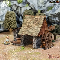ColorED Scenery: Lumber Mill