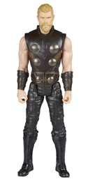 "Avengers Infinity War: Power FX Thor - 12"" Titan Hero Figure image"