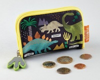 Floss & Rock: Dinosaur - Zip-Around Wallet